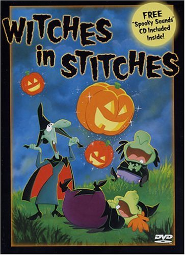 Witches In Stitches Witches In Stitches Clr Nr Incl. CD