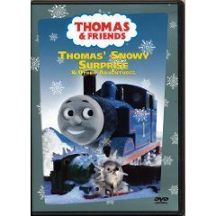 Thomas & Friends Thomas Snowy Surprise Clr Chnr Incl. Train