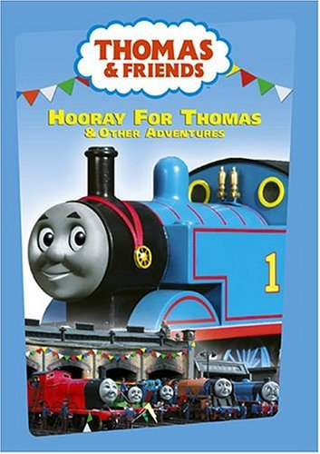 Thomas & Friends Hooray For Thomas Clr Chnr
