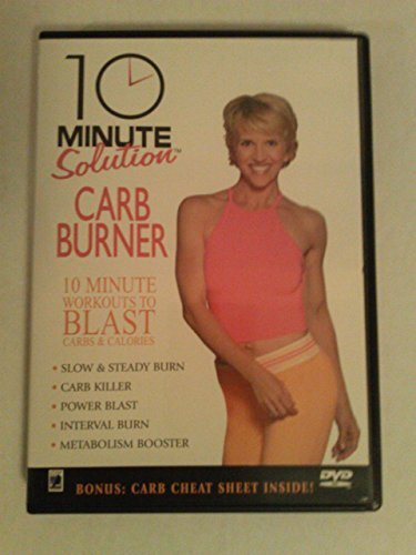 10 Minute Solution Carb Burner Clr Nr