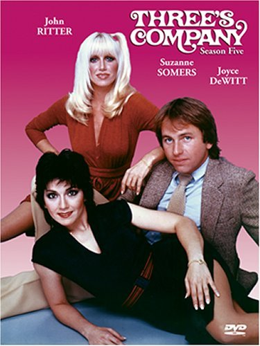Three's Company Season 5 DVD Nr 4 DVD