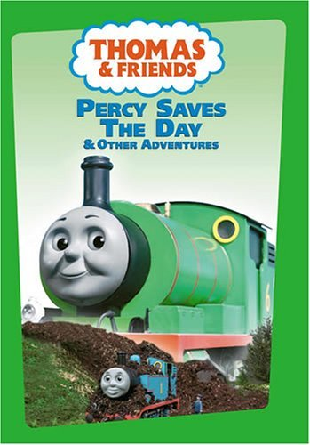 Thomas & Friends Percy Saves The Day Clr Chnr