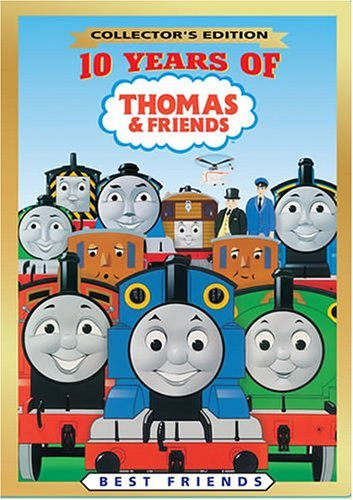 Thomas & Friends 10 Years Of Thomas Clr Chnr