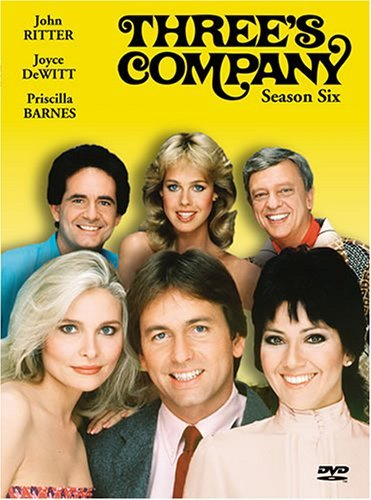Three's Company Season 6 DVD Nr 6 DVD