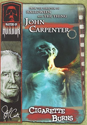 Masters Of Horror Cigarette Burns DVD Nr Ws