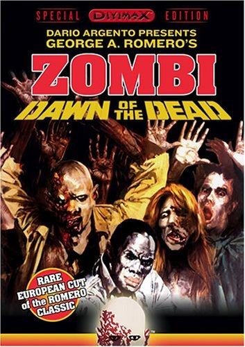 Zombie Dawn Of The Dead Zombie Dawn Of The Dead Clr Nr