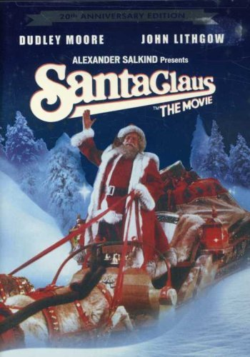 Santa Claus The Movie Moore Lithgow Clr Nr 20th Anniv.