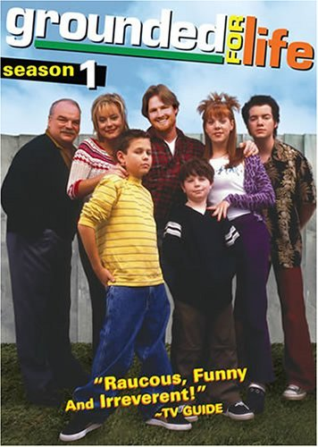 Grounded For Life Season 1 Clr Nr 4 DVD