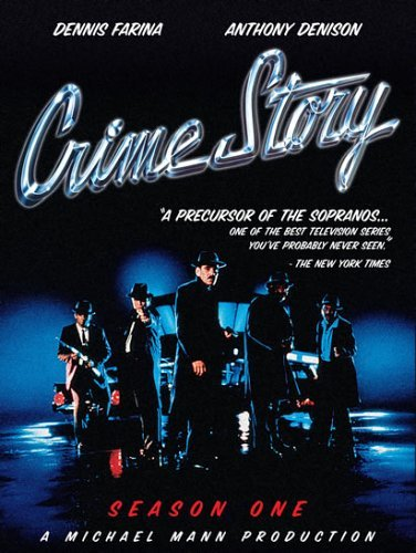 Crime Story Season 1 Clr Nr 5 DVD