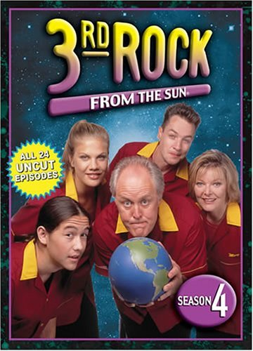 3rd Rock From The Sun Season 4 Clr Nr 4 DVD