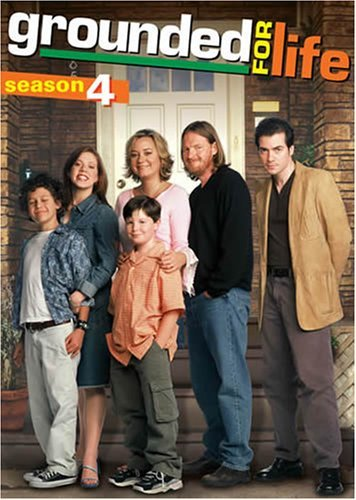 Grounded For Life Season 4 Clr Nr 4 DVD