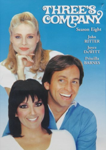 Three's Company Season 8 DVD