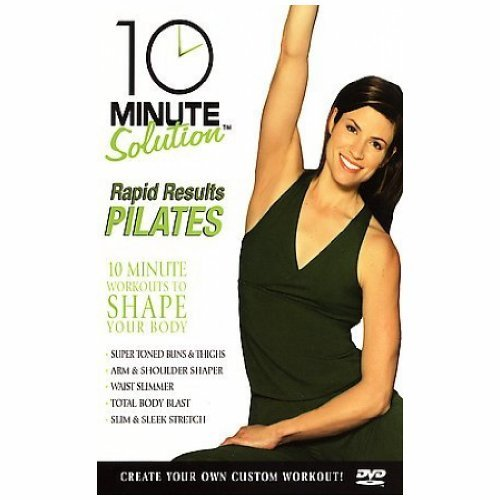 Rapid Results Pilates 10 Minute Solution Nr