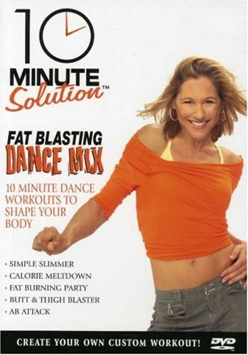 Fat Blasting Dance Mix 10 Minute Solution Nr