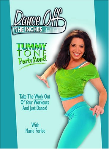 Tummy Tone Party Zone Dance Off The Inches Clr Nr