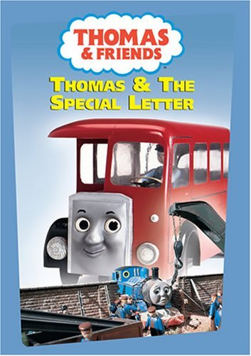Thomas & Friends Special Letter Clr Nr