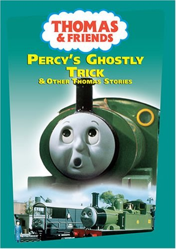 Thomas & Friends Percy's Ghostly Trick Clr Nr