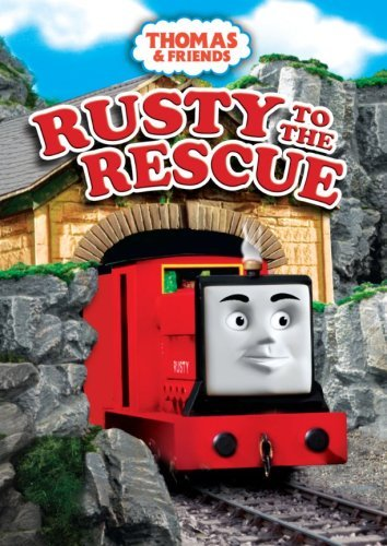 Thomas & Friends Rusty To The Rescue Nr Incl. Train