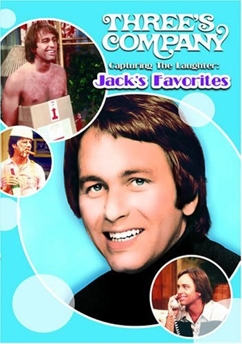 Three's Company Capturing The Laughter Jacks Favorites DVD Nr