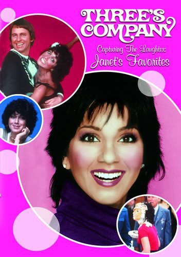 Three's Company Capturing The Laughter Janets Favorites DVD Nr