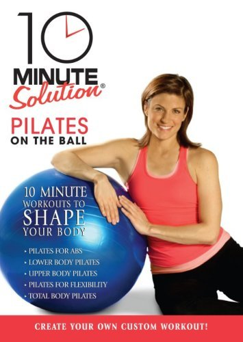 10 Minute Solution Pilates On The Ball Nr