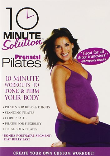 Prenatal Pilates 10 Minute Solution Incl. Body Band Nr