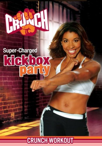 Crunch Super Charged Kickbox P Crunch Super Charged Kickbox P Nr