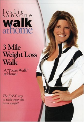 3 Mile Weight Loss Walk Sansone Leslie Nr
