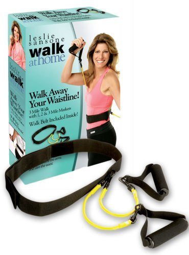 Leslie Sansone Walk Away The Waistline Kit Nr Incl. Walking Belt