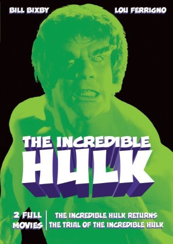 Incredible Hulk Returns Trial Bixby Ferrigno Nr