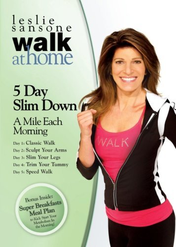 Leslie Sansone Walk At Home 5 Day Slim Down Nr