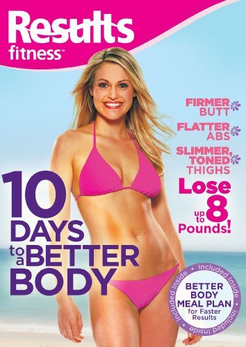 Results Fitness Ten Days To A Better Body Nr
