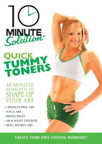 10 Minute Solution Quick Tummy Toners Nr