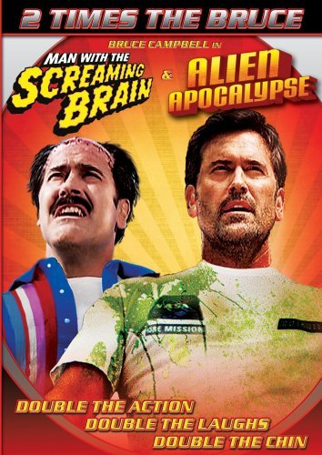 Bruce Campbell 2pak Campbell Bruce R 2 DVD