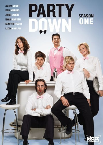 Party Down Season 1 DVD