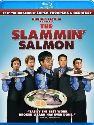 Slammin' Salmon Duncan Forte Smulders Bowlby Blu Ray Ws R