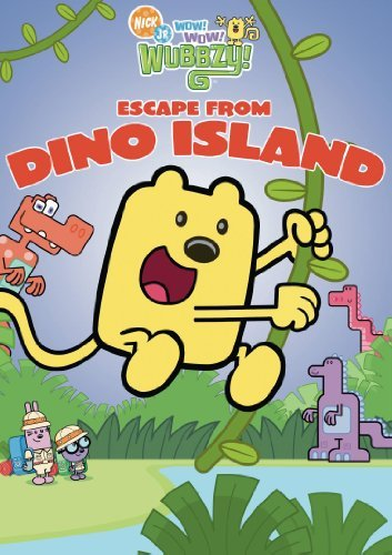 Escape From Dino Island Wow! Wow! Wubbzy! Nr
