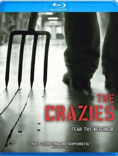 Crazies (2010) Olyphant Mitchell Blu Ray Ws R