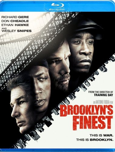 Brooklyn's Finest Gere Cheadle Hawke Blu Ray Ws R