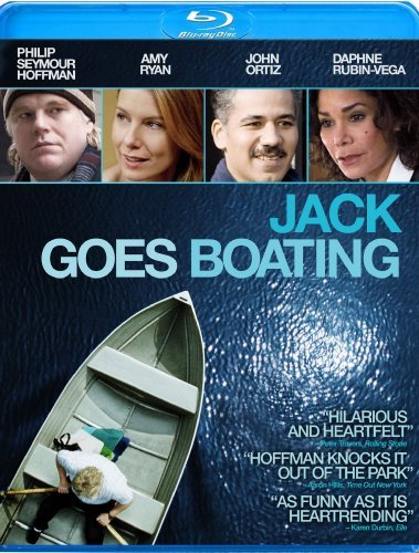Jack Goes Boating Hoffman Ryan Oritz Rubin Vega Blu Ray Ws R