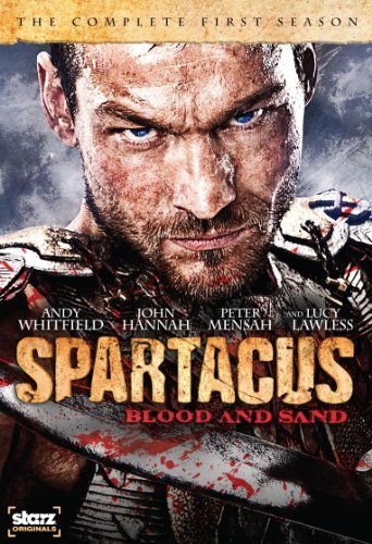 Spartacus Blood & Sand Complete First Season Ws Nr 4 DVD
