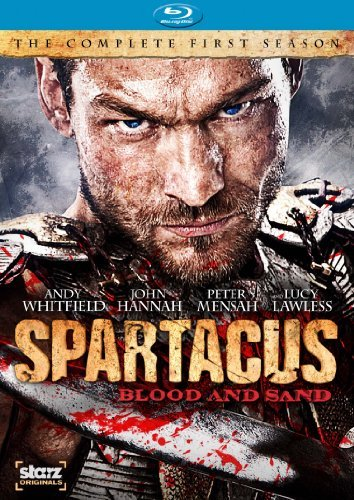 Spartacus Blood & Sand Complete First Season Ws Blu Ray Nr 4 DVD