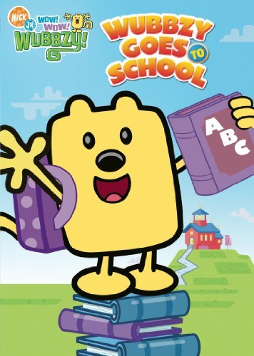 Wubbzy Goes To School Wow! Wow! Wubbzy! Nr