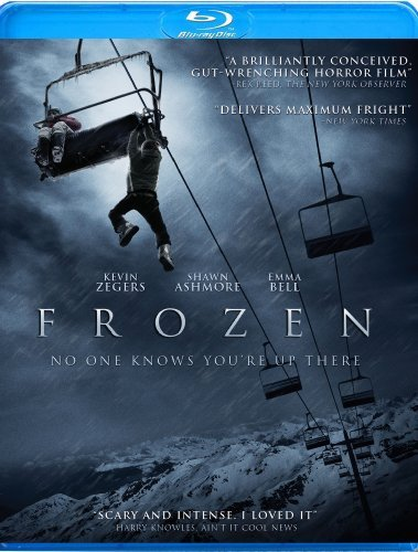 Frozen (2010) Zegers Ashmore Bell Blu Ray Ws R