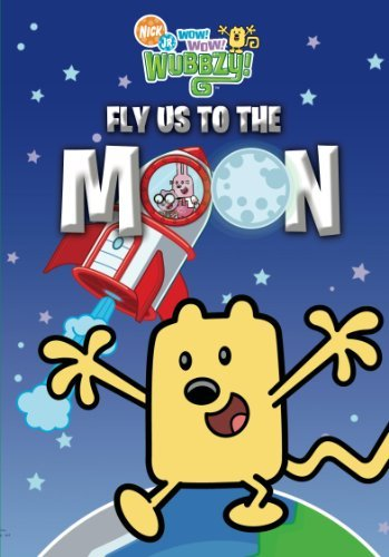 Fly Us To The Moon Wow! Wow! Wubbzy! Nr