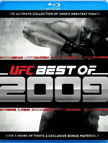 Ufc Best Of Ufc 2009 Ufc Blu Ray Ws Nr
