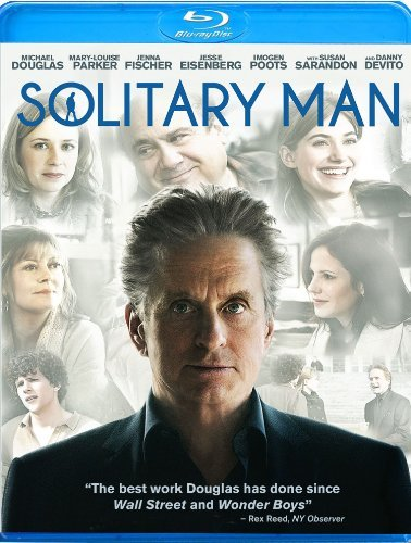 Solitary Man Douglas Parker Fischer Poots Blu Ray Ws R
