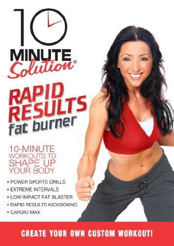 10 Minute Solution Rapid Results Fat Burner Nr