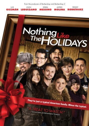 Nothing Like The Holidays Guzman Leguizamo Messing Molin Pg13