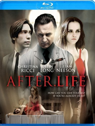 After Life Ricci Neeson Blu Ray Ws R